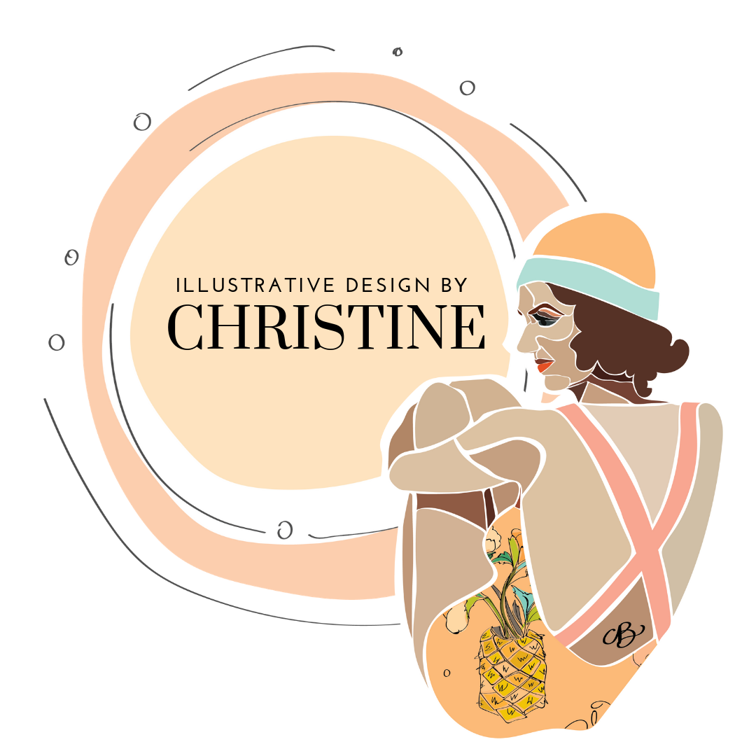 Illustrative Design by Christine